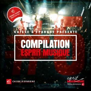 Concours Jeunes Talents compilation Esprit Musique #5 Caisse d'Epargne …