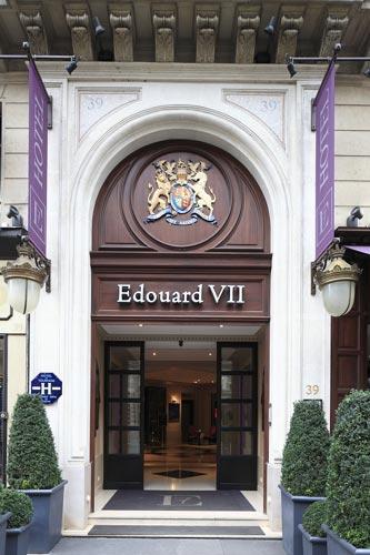 Soirée Champagne Opéra aux Quatre étoiles Edouard VII…