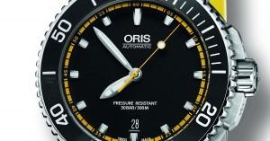 La Maison ORIS propose deux nouvelles montres de plongée…