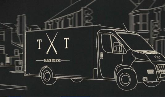 Le croisé est à l'honneur chez Tailor Trucks…