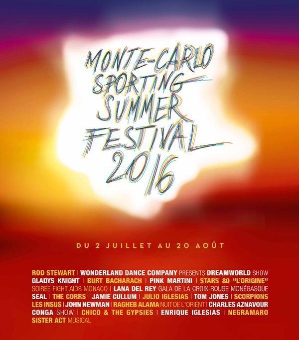 Monte-Carlo Sporting Summer Festival 2016…