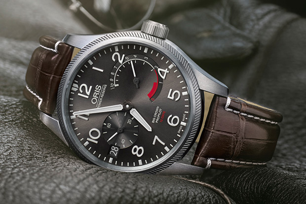 ORIS propose la montre authentique…