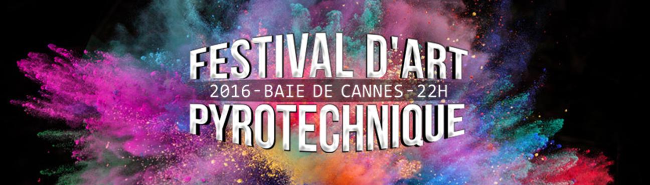 Cannes : Annulation du feu d'artifices du 21 Juillet 2016…