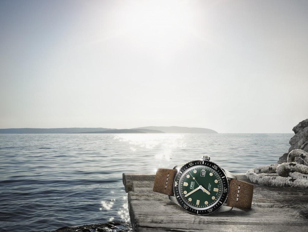 La Divers Sixty-Five se met au vert…