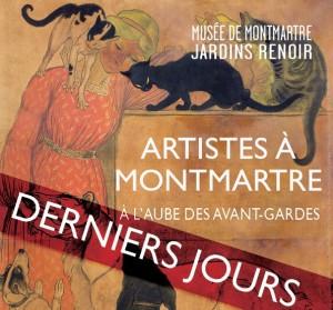 Paris : Rentrée été/automne 2016 au Musée Montmartre…