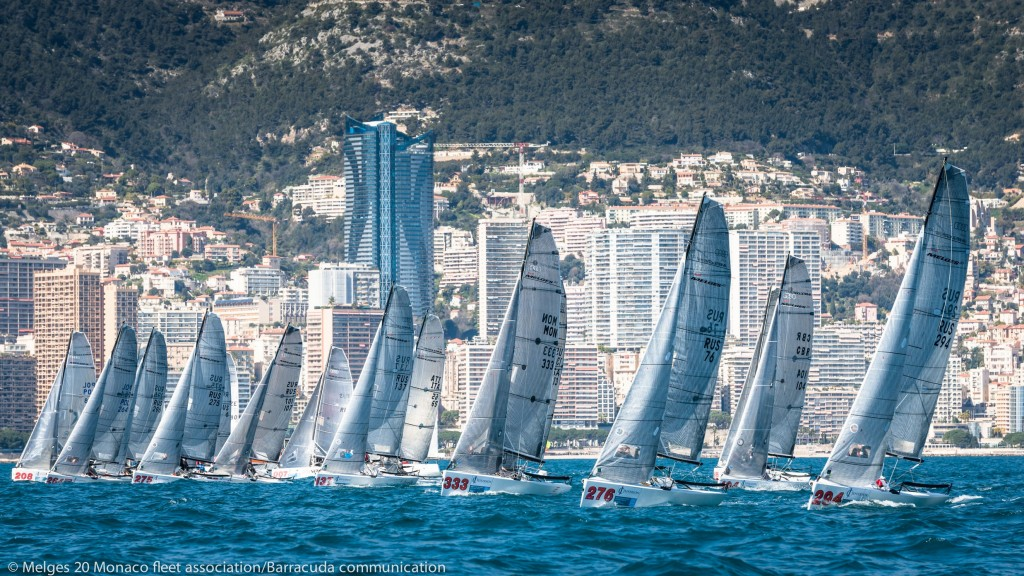 4e Monaco Sportsboat Winter Series…