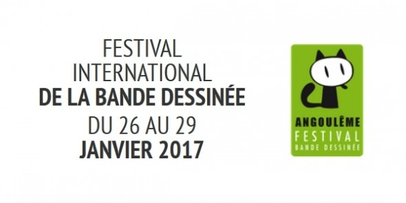 Angoulême : 44ème Festival International de la Bande Dessinée…