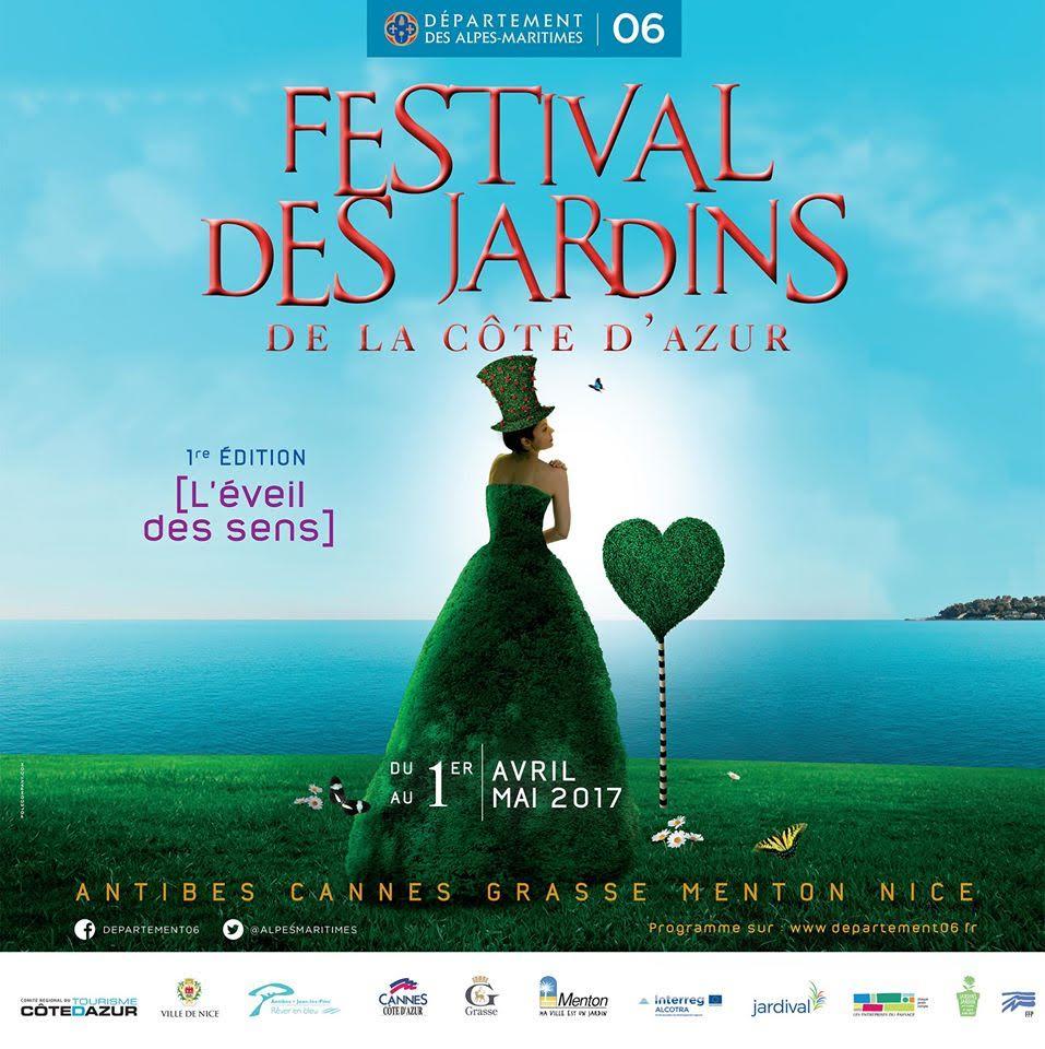 FESTIVAL DES JARDINS DE LA COTE D'AZUR…