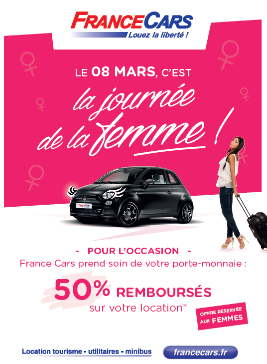 Journée de la femme : « France Cars  » soutient l'association Louise Michel…
