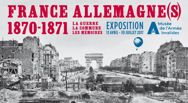 EXPOSITION FRANCE-ALLEMAGNE 2017…