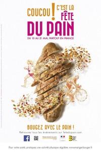 BOUGEZ AVEC LE PAIN ! CHANGEZ D'ANGLE…DU 15 AU 21 MAI, PARTOUT EN FRANCE