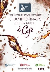 CHAMPIONNATS DE FRANCE DE CAFES : LES RESULTATS…