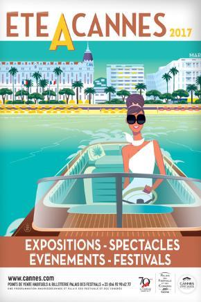 Tour d'horizon des événements de l'été, à vivre intensément à Cannes…