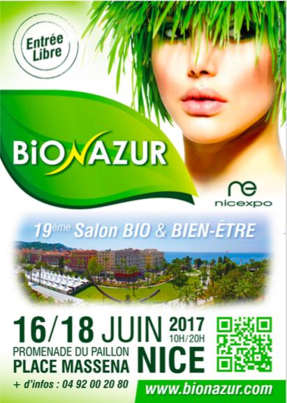 Le salon de produits Bio et Bien-être depuis 1995 retrouve la place Masséna et c'est un succès !