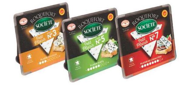 3 nouveaux affinages Roquefort Société® !