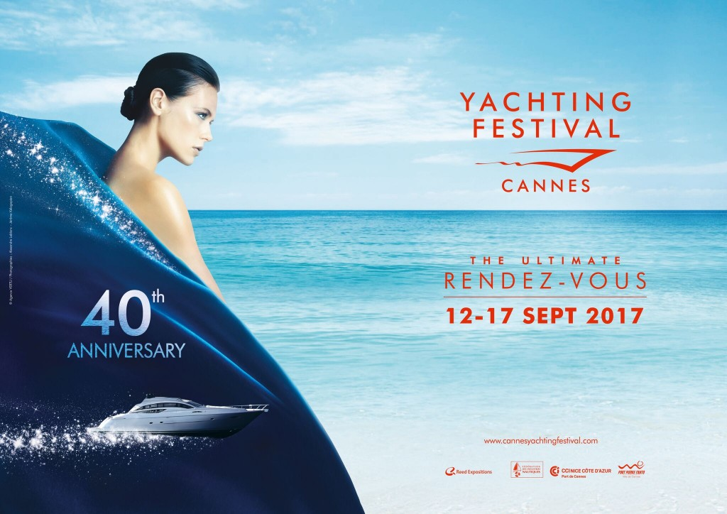 CANNES YACHTING FESTIVAL 2017…