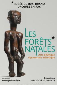 «LES FORÊTS NATALES» Arts d'Afrique équatoriale atlantique Musée du Quai Branly Jacques CHIRAC…