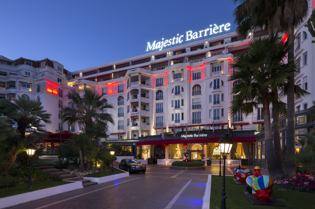 L'Hôtel Barrière Le Majestic à Cannes accueille la convention annuelle de The Leading Hotels of the World…