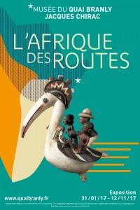 QUAI BRANLY JACQUES CHIRAC: WEEK-END «L'AFRIQUE DES ROUTES» Samedi 11 et dimanche 12 novembre 2017…