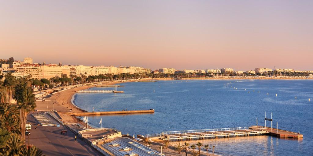 Cannes élue meilleure destination 2017 aux Luxury Travel Guide Global Awards…
