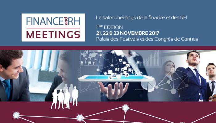 Le Palais des Festivals et des Congrès de Cannes reçoit du 21 au 23 novembre  « Finance and RH Meetings » et « Logistics Meetings »,  deux nouveaux congrès lancés par Weyou Group…