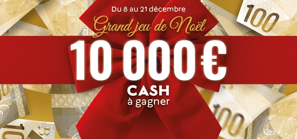 Casinos Barrière : Noël avant l'heure…