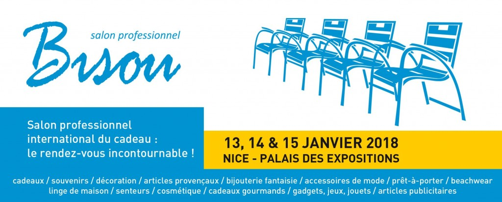 Nice: Salon international professionnel du cadeau, de l'article souvenir, de l'article provençal et de la décoration…