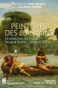 Paris : Musée du Quai Branly Jacques CHIRAC : « PEINTURES DES LOINTAINS »