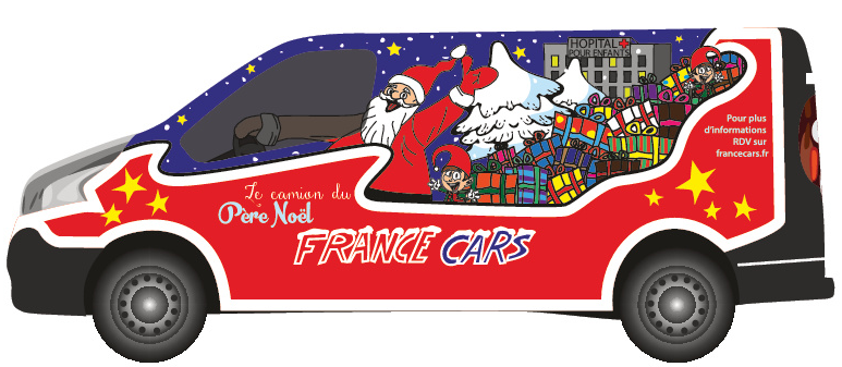 France Cars s'associe à 1 Maillot pour la Vie et organise un goûter pour les enfants hospitalisés…