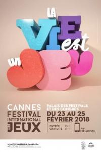 Cannes : Festival International des Jeux 2018 …