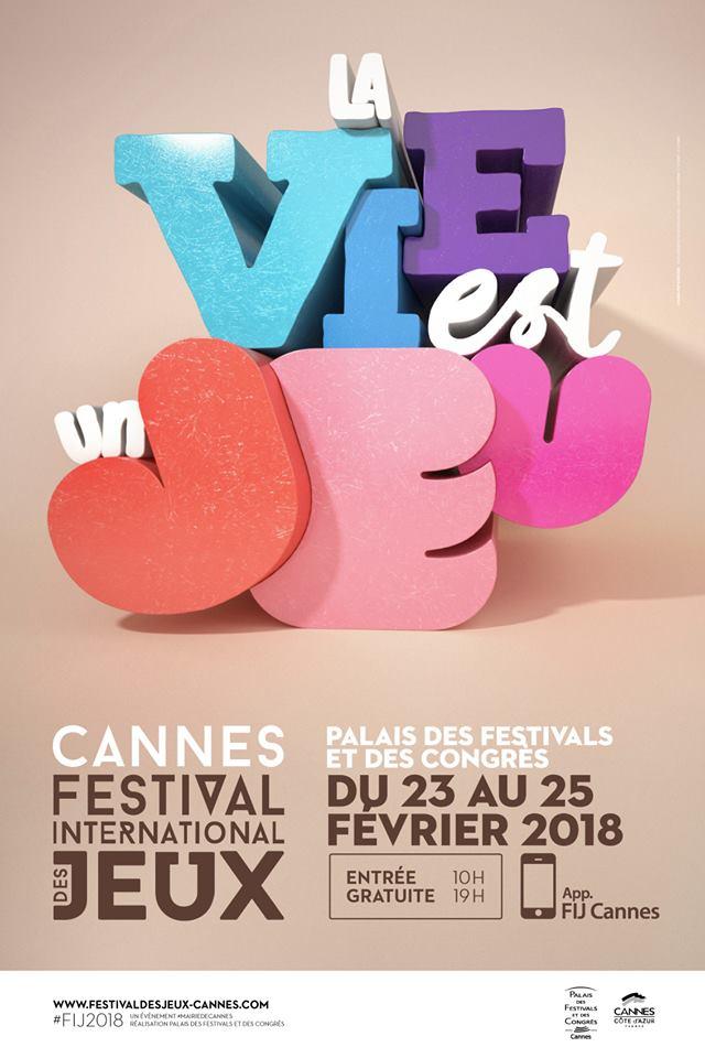 festival de cannes des jeux 2018