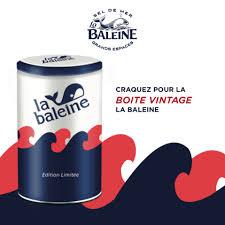 Les boites collector La Baleine & Le Saunier de Camargue…