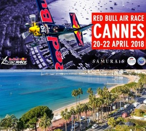 CANNES : RED BULL AIR RACE 20-22 Avril 2018…