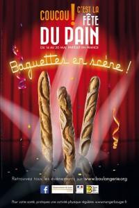 Fête du Pain 2018 : Baguettes en scène…