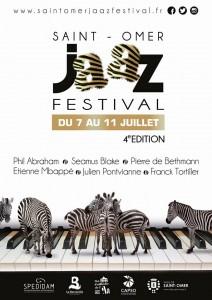 «SAINT OMER JAAZ FESTIVAL 2018 » …