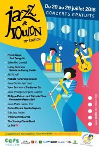 «JAZZ A TOULON 2018 » : MILES SANKO remplace Hugh Coltman…
