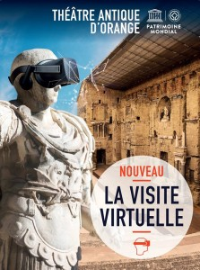 ORANGE : VISITE VIRTUELLE DU THÉÂTRE ANTIQUE …