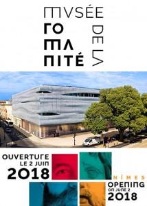 NIMES : OUVERTURE DU MUSÉE DE LA ROMANITÉ…