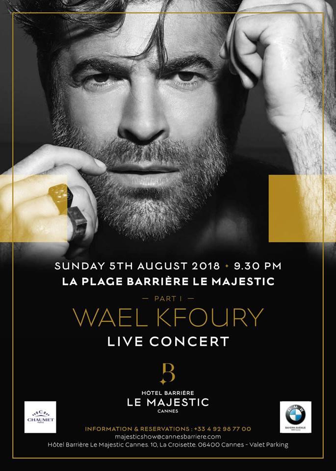 Cannes : Rencontre de trois grands talents au Majestic Barrière …