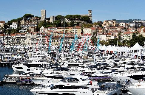 En septembre, cap sur Cannes : le mois du nautisme…
