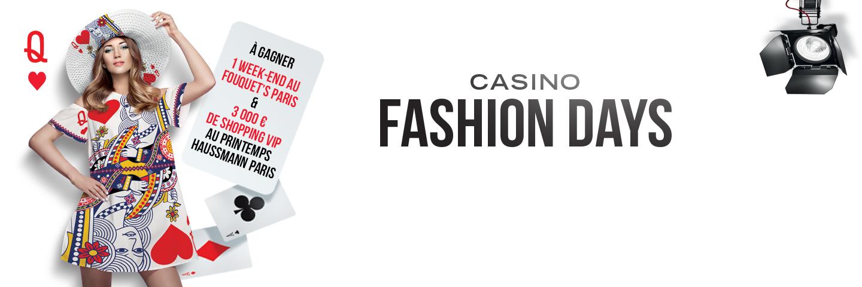 Barrière fait «sa Fashion Week» du 22 Février au 9 Mars 2019…
