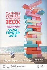 Cannes: Festival International des Jeux 2019…