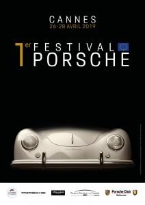 Porsche à Cannes : Premier Festival du 26 au 28 avril 2019…