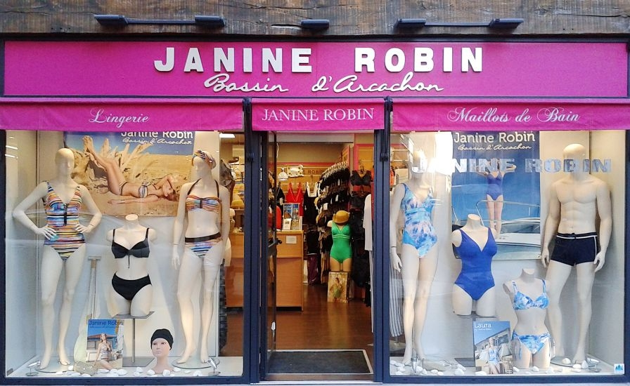 JANINE ROBIN ouvre sa douzième boutique à Saint-Raphaël…