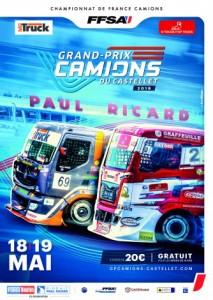 Castellet : Grand Prix Camions 2019…