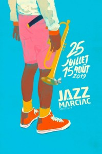 « JAZZ IN MARCIAC 2019  » …