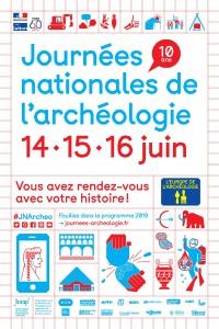Journées nationales de l'archéologie 2019…