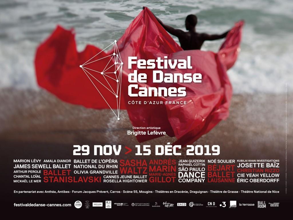 CANNES : FESTIVAL DE DANSE 2019 …