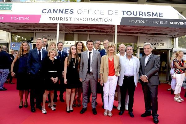 OFFICE DE TOURISME DE CANNES L'HUMAIN AU CŒUR DE LA RELATION CLIENT…