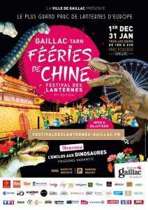 Gaillac (Tarn) : Le Festival des Lanternes voit encore plus grand…